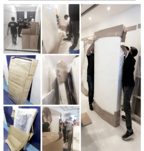 packing from best movers uae